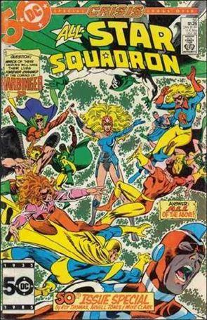 All-Star Squadron 50-A