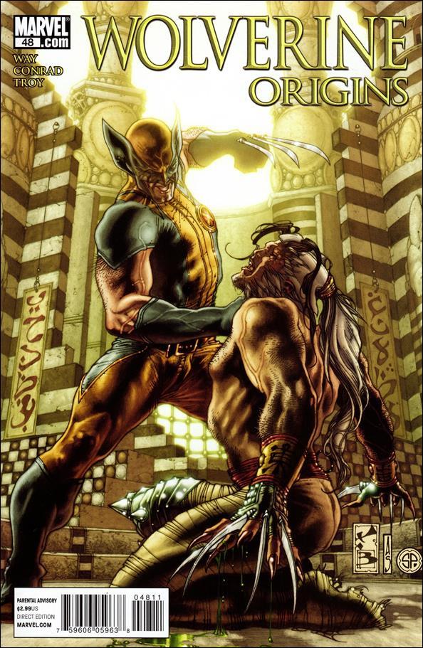 Wolverine: Origins 48-A by Marvel