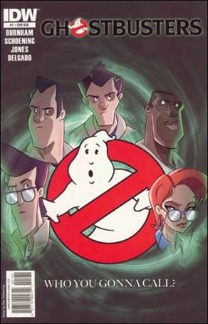 Ghostbusters (2011) 1-D