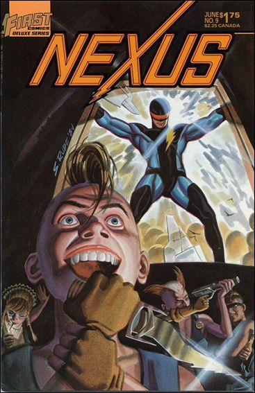 Nexus (1985) 9-A by First