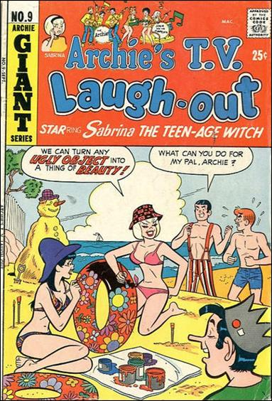 Archie's TV Laugh-Out 9-A by Archie