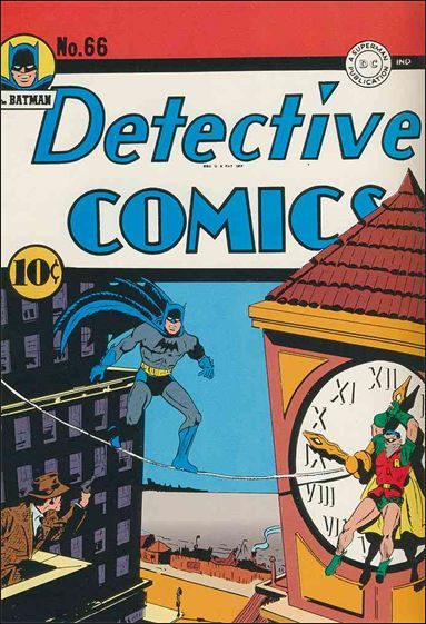 Detective Comics (1937) 66-A by DC