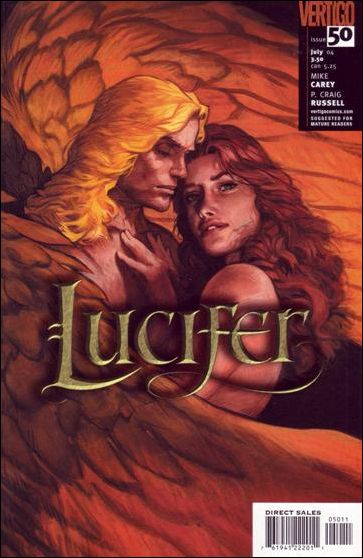 Lucifer (2000) 50-A by Vertigo