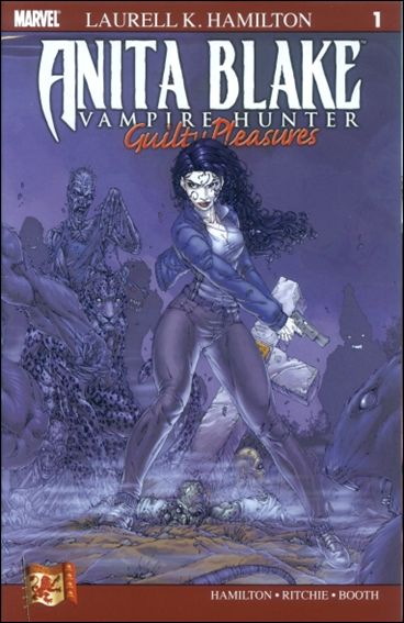 Anita Blake, Vampire Hunter - Guilty Pleasures 1-A by Marvel