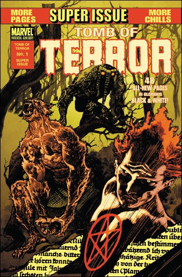 Tomb of Terror (2010) 1-A by Marvel