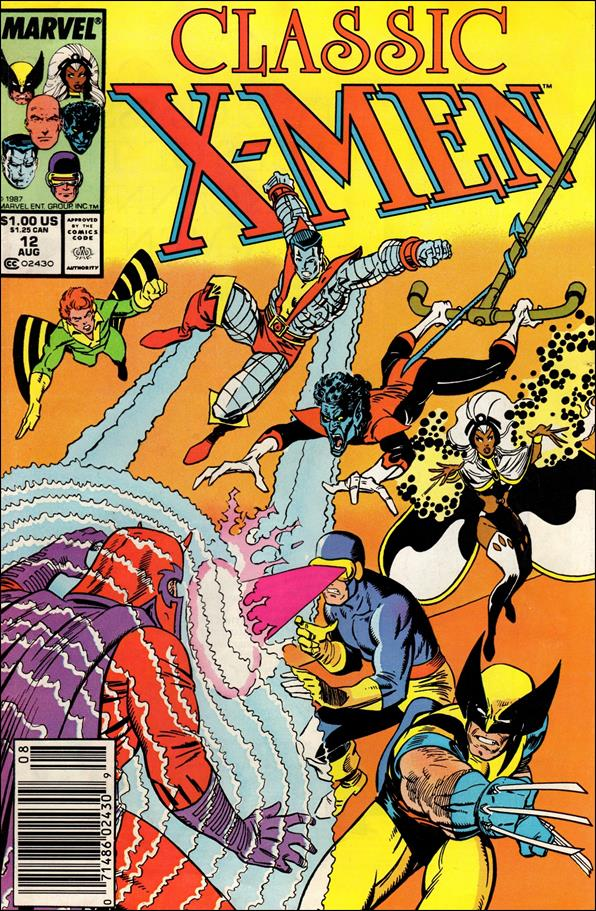 Classic X-Men 12-A by Marvel