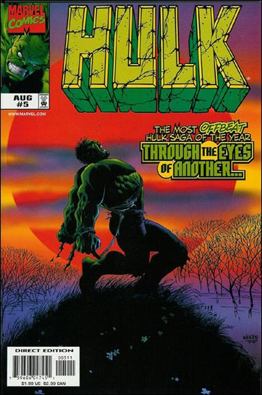 Hulk (1999) 5-A by Marvel