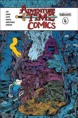 Adventure Time Comics 4-B