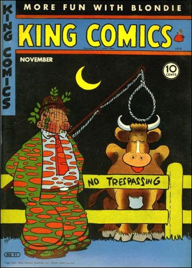King Comics 91-A by David McKay