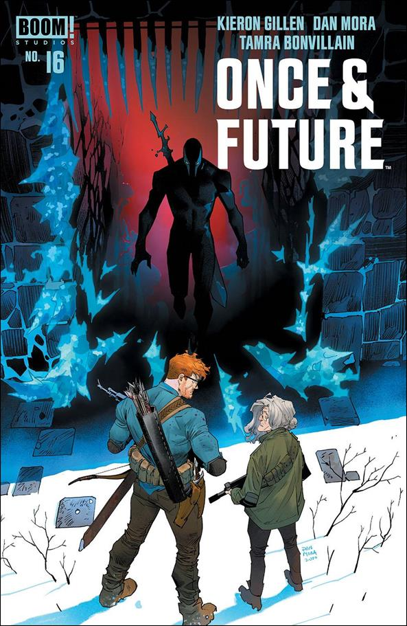 Once & Future 16-A by Boom! Studios