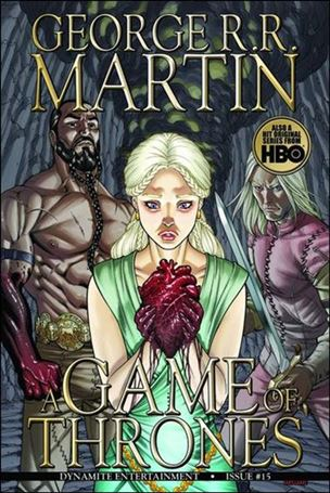 George R.R. Martin's A Game of Thrones 15-A