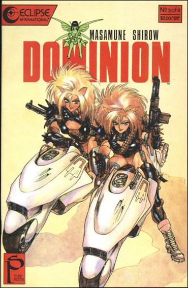 Dominion (1989) 3-A by Eclipse