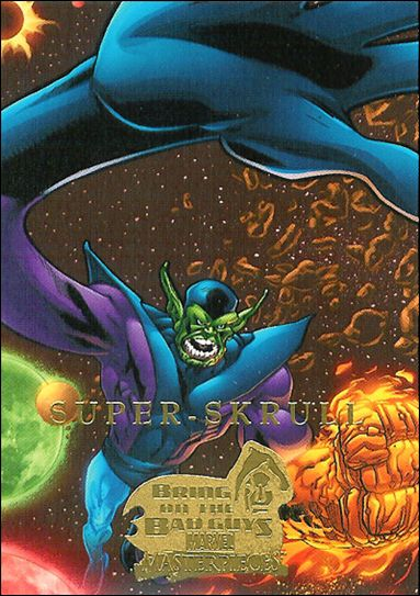 2008 Marvel Masterpieces: Series 3 (Base Set) 39-A by SkyBox