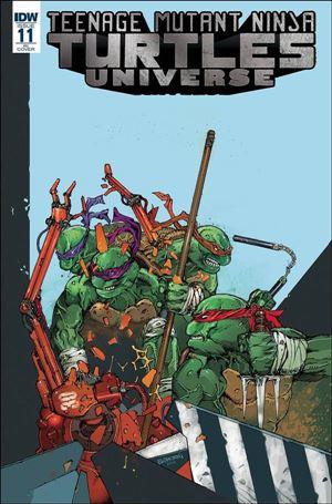 Teenage Mutant Ninja Turtles Universe 11-C
