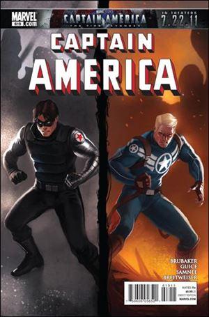 Captain America (1968) 619-A