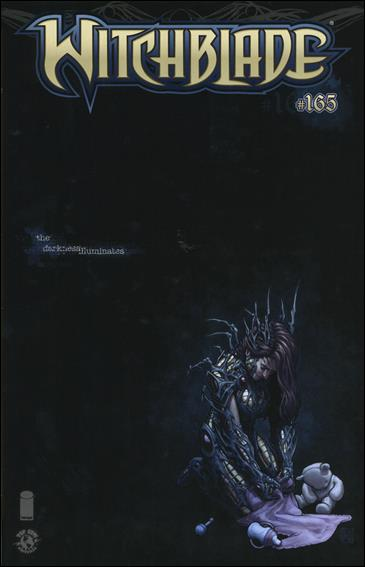 Witchblade 165-A by Top Cow