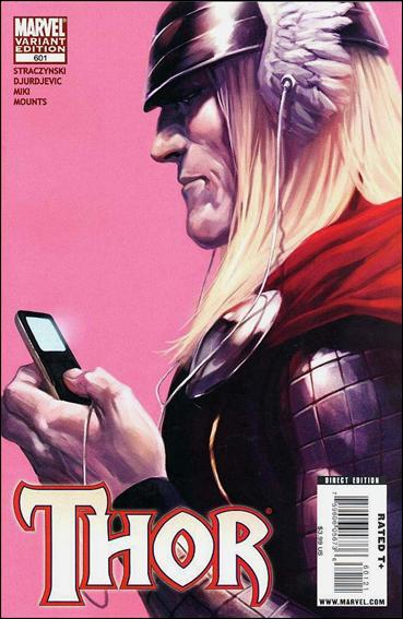 Thor (1966) 601-B by Marvel