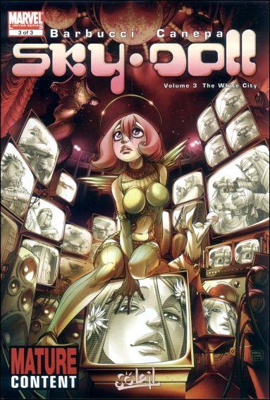 Sky Doll 3-A by Marvel