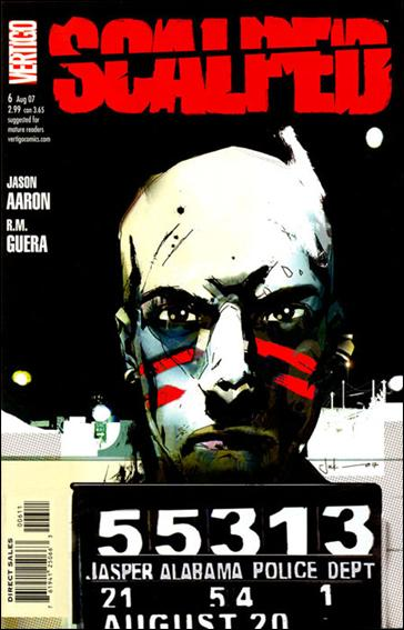 Scalped 6-A by Vertigo