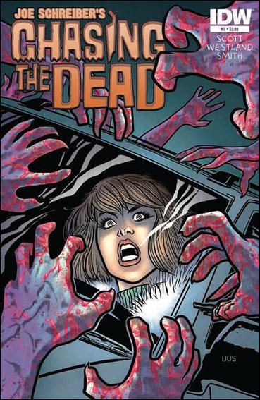 Chasing the Dead 3-A by IDW