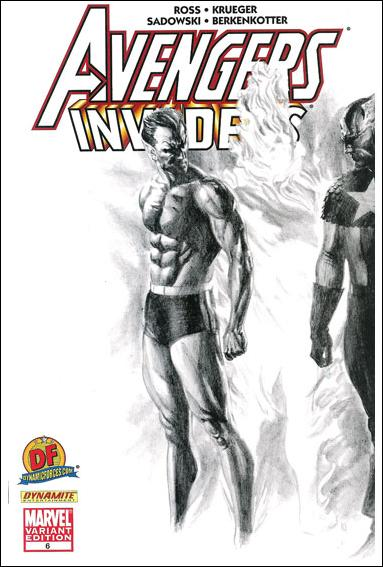 Avengers/Invaders 6-C by Marvel