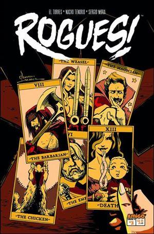 Rogues! Odd Parenthood 3-A