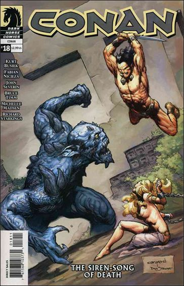 Conan (2004) 18-A by Dark Horse