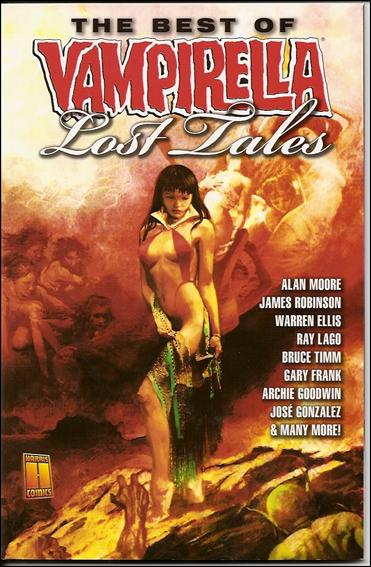 Best of Vampirella 1-A by Harris
