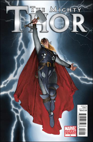 Mighty Thor (2011) 1-C by Marvel