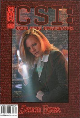 CSI: Crime Scene Investigation-Demon House 3-A