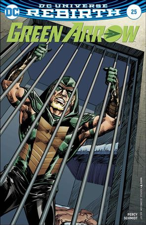 Green Arrow (2016) 25-B