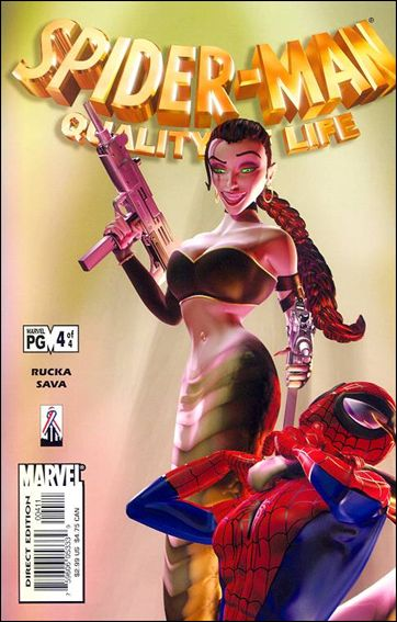 Spider-Man: Quality of Life 4-A by Marvel