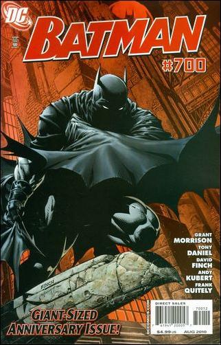 Batman (1940) 700-D by DC