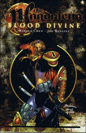 Magdalena: Blood Divine 1-A by Top Cow