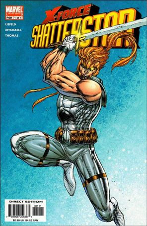 X-Force: Shatterstar 1-A