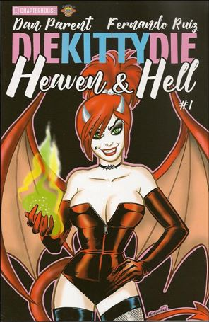 Die Kitty Die: Heaven & Hell 1-B