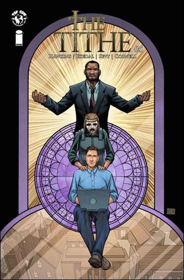 Tithe 5-A by Top Cow