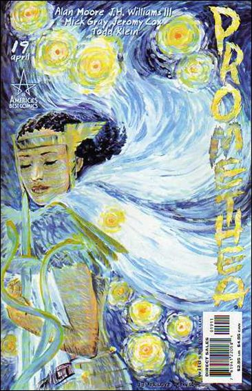 Promethea 19-A by America's Best Comics