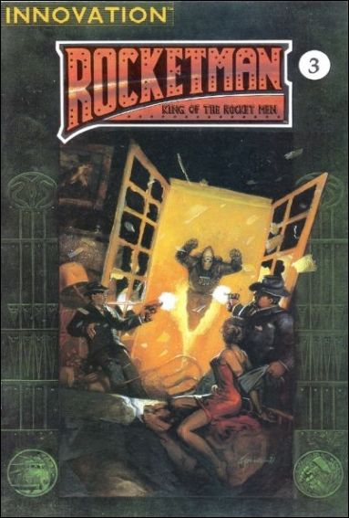 Rocketman: King of the Rocket Men 3-A by Innovation