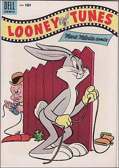 Looney Tunes and Merrie Melodies 162-A by Dell