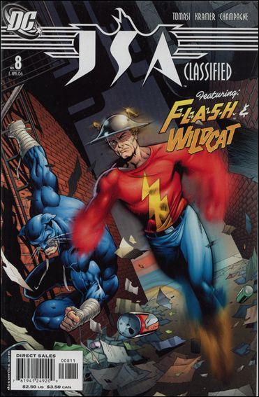 JSA: Classified 8-A by DC