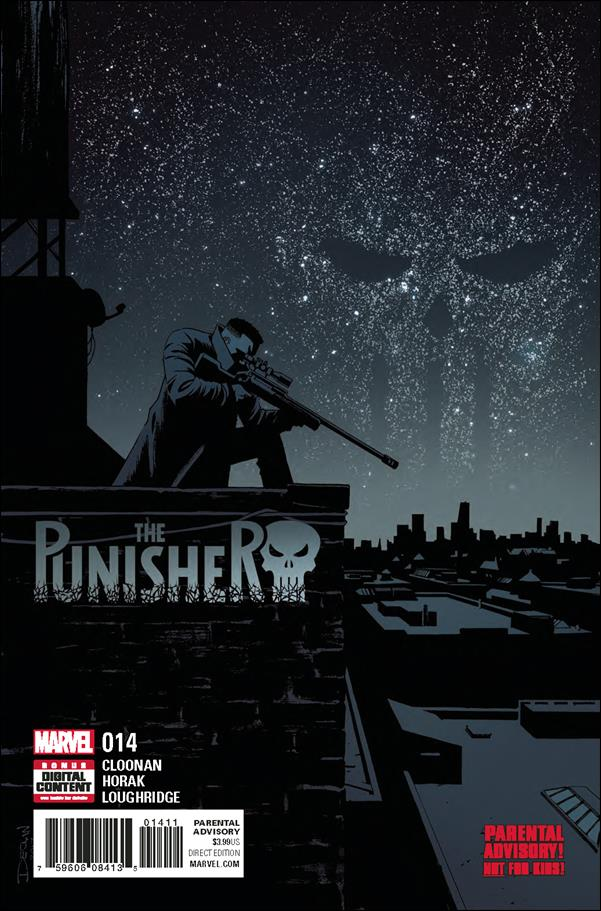 Punisher (2016) 14-A by Marvel