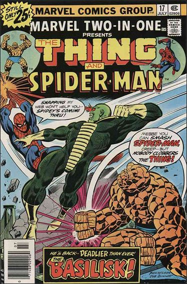 Marvel Two-In-One (1974) 17-A by Marvel