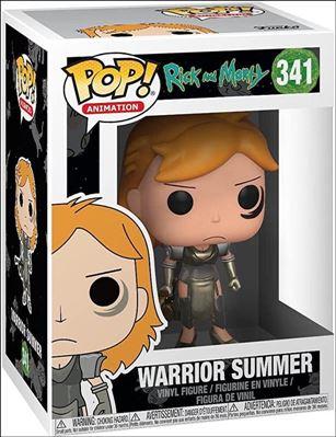 POP! Animation Warrior Summer