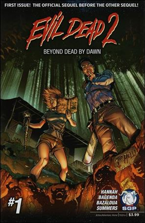 Evil Dead 2: Beyond Dead by Dawn 1-A