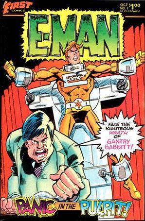 E-Man (1983) 7-A