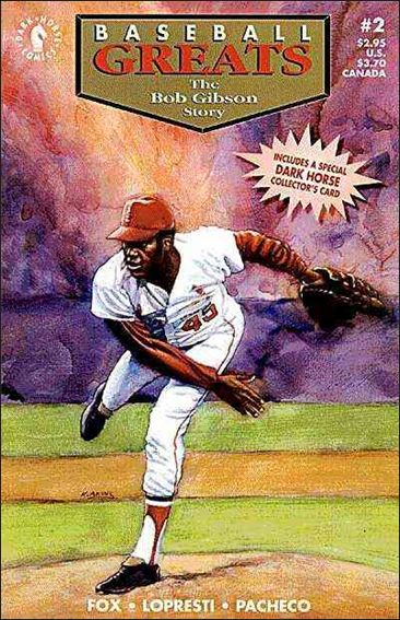 Baseball Greats 2-A by Dark Horse