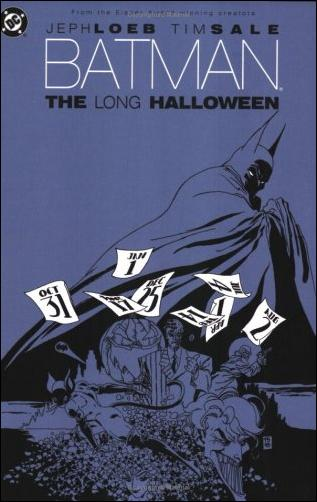Batman: The Long Halloween 1-F by DC