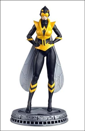 Marvel Chess Collection (UK)  Wasp (White Pawn)