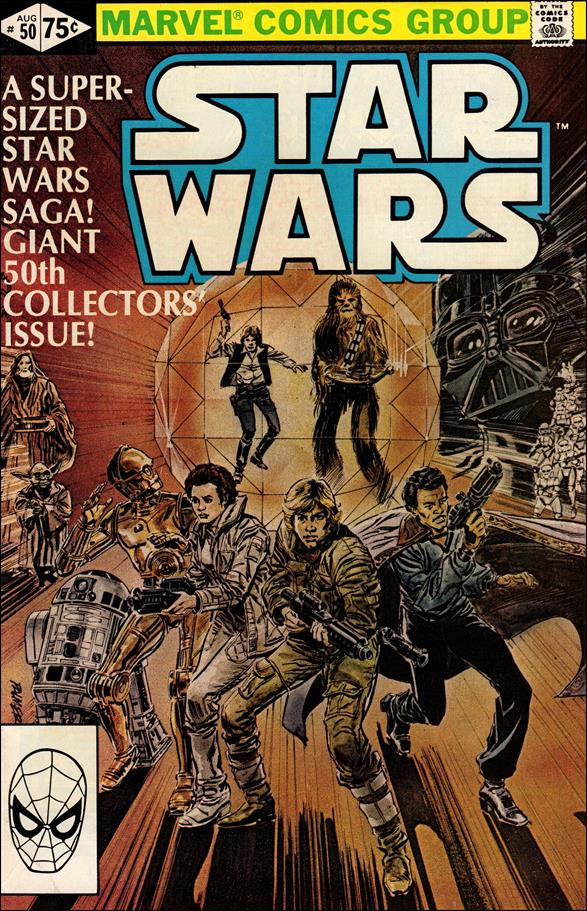 Star Wars (1977) 50-A by Marvel